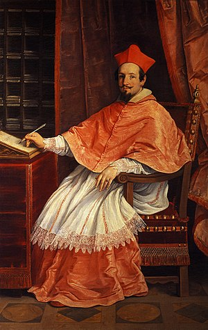 "His Eminence - ""His Eminence"" is the commonly accepted style of reference to refer to a cardinal. (Portrait of Roman Catholic Cardinal Bernardino Spada by Guido Reni, c. 1631.)"