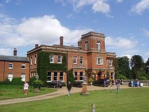 Gunthorpe, Norfolk - Gunthorpe Hall