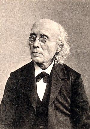 Fechner, Gustav Theodor (1801-1887)