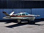 HB-EBG Beechcraft BE35.jpg