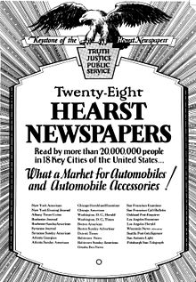 hearst newspapers history