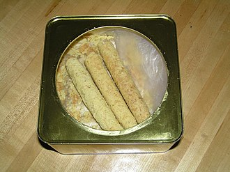 Biscuit roll - Image: HK Biscuitroll