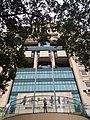 HKCL 香港中央圖書館 CWB 銅鑼灣 Causeway Bay 高士威道 Road facade January 2019 SSG 02.jpg