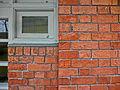 HK 北角 North Point 油街實現 Oil Street Art Space red brick house Mar-2014 pattern.JPG