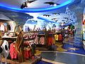 HK 海洋公園 Ocean Park clothing shop 03 interior April-2012.JPG