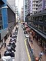 HK 灣仔 Wan Chai Footbridge view 柯布連道 O'Brien Road December 2018 14.jpg