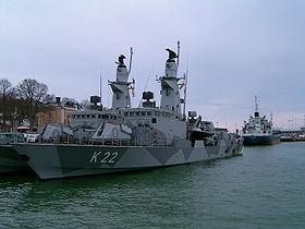 HMS Gävle