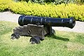 HMS Weazle cannon - geograph.org.uk - 877540.jpg