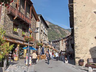 Ordino Place in Andorra