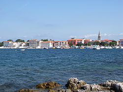 Poreč/Parenzo harbor