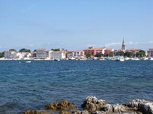Poreč - Poreč/Parenzo harbour