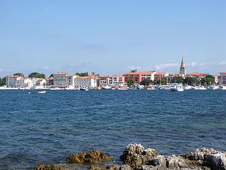 Poreč - Poreč harbour