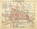 HUA-212044-Plattegrond van de stad Utrecht met weergave van het stratenplan met straatnamen belangrijke gebouwen wegen spoorlijnen watergangen plantsoenen en bru.jpg