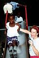 Haitian refugee children get to play in 1994..jpeg
