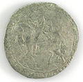 Halfcrown of Charles I - Counterfeit (YORYM-1995.109.38) obverse.jpg