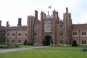 Twickenham (UK Parliament constituency) - Hampton Court Palace