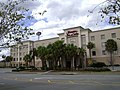 Hampton Inn (south face) on Meeting Pl.JPG