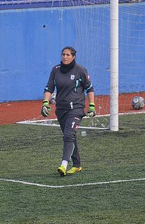Handan Kurğa Turkish female footballer