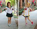 Handmade Sailor Jupiter and Sailor Moon Costumes (21943951432).jpg