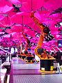 Hannover - CeBit 2015 - DT Industrie 40 - Roboter 010.jpg