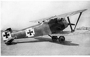 Hannover C.IV - Image: Hannover C.IV 1918