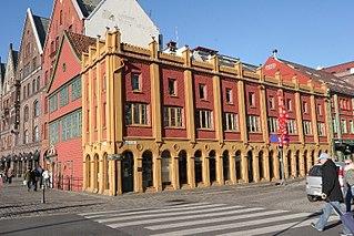 Museum in Bergen, Noway