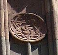 Harichavank Monastery decoration 7th c AD Armenia.jpg