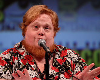 Harry Knowles - Knowles at July 2010 San Diego Comic-Con