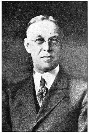 KDKA (AM) - Harry P. Davis, Westinghouse vice president and founder of KDKA