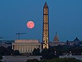 Harvest Moon rises over Washington.jpg
