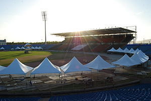 2010 FIFA U-17 Women's World Cup - Image: Hasely Crawford Stadium, Trinidad