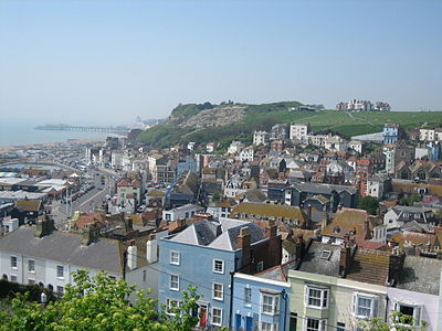 Map Of England Hastings.Hastings England Travel Guide At Wikivoyage