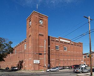 Berkshire Hathaway - Hathaway Mills, New Bedford, Mass.