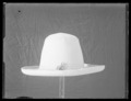 Hatt som tillhört Fredrik VII av Danmark, 1808-1863 - Livrustkammaren - 62079.tif