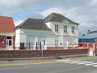 Hauteville (62) - Mairie.JPG