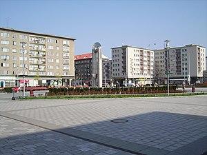 Havířov - Part of town square