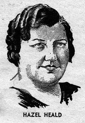 Hazel Heald - Hazel Heald c.1932