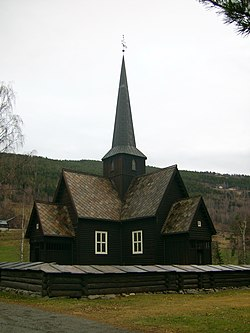 Heidal church, Sel, Norway.jpg