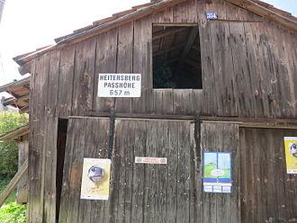 Heitersberg Pass