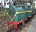 Hel - Museum of Coastal Defence - Narrow gauge railway 06.jpg