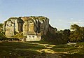 Henri-Joseph Harpignies (1819-1916) - Cliffs Near Cremieu - NG 2432 - National Galleries of Scotland.jpg