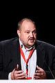 Henrik Brodersen vid Nordiska Radets session i Reykjavik pa Island. 2010-11-03.jpg
