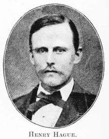 Henry Hague, a Founder of Phi Sigma Kappa fraternity.jpg