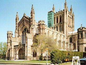Three Choirs Festival - Hereford Cathedral