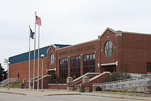 Heritage Hills High School, Lincoln City, Indiana.JPG