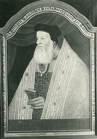 Archbishop of Cologne - Image: Hermann von Wied