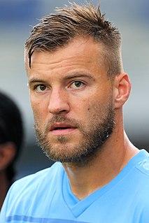 Andriy Yarmolenko Ukrainian association football player