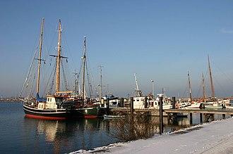 Heiligenhafen - Port