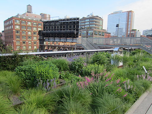 High Line, New York City (2014) - 13