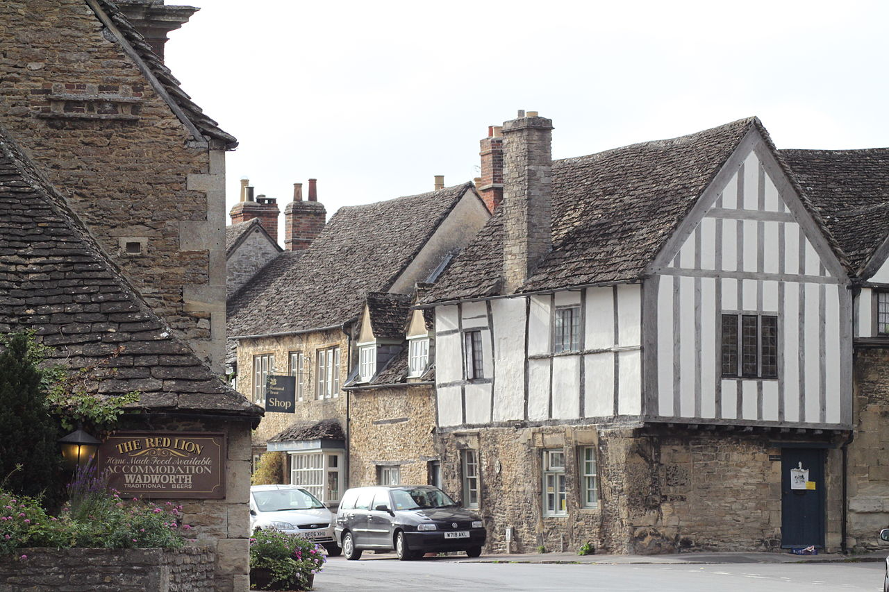 Red Lion Lacock Dog Friendly